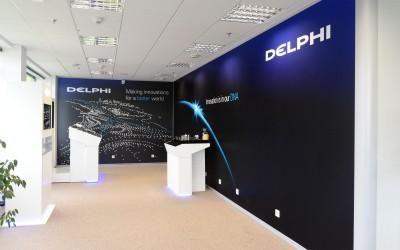 Décoration des bureaux Delphi