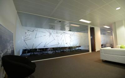 Décoration des bureaux Starhome Mach