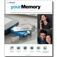 Catalogue USB YourMemory