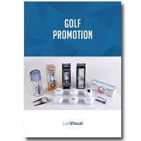 Catalogue Golf promotion