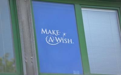 Adhésif Microperforé Make-A-Wish
