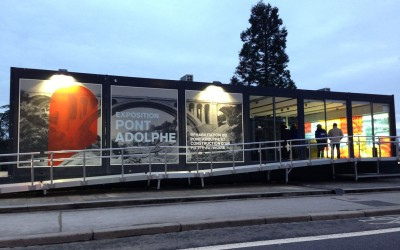 Exposition Pont Adolphe